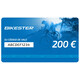 bikester.es Tarjeta regalo 200 €